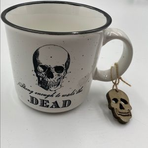 Strong Enough to Wake the Dead Coffee Mug